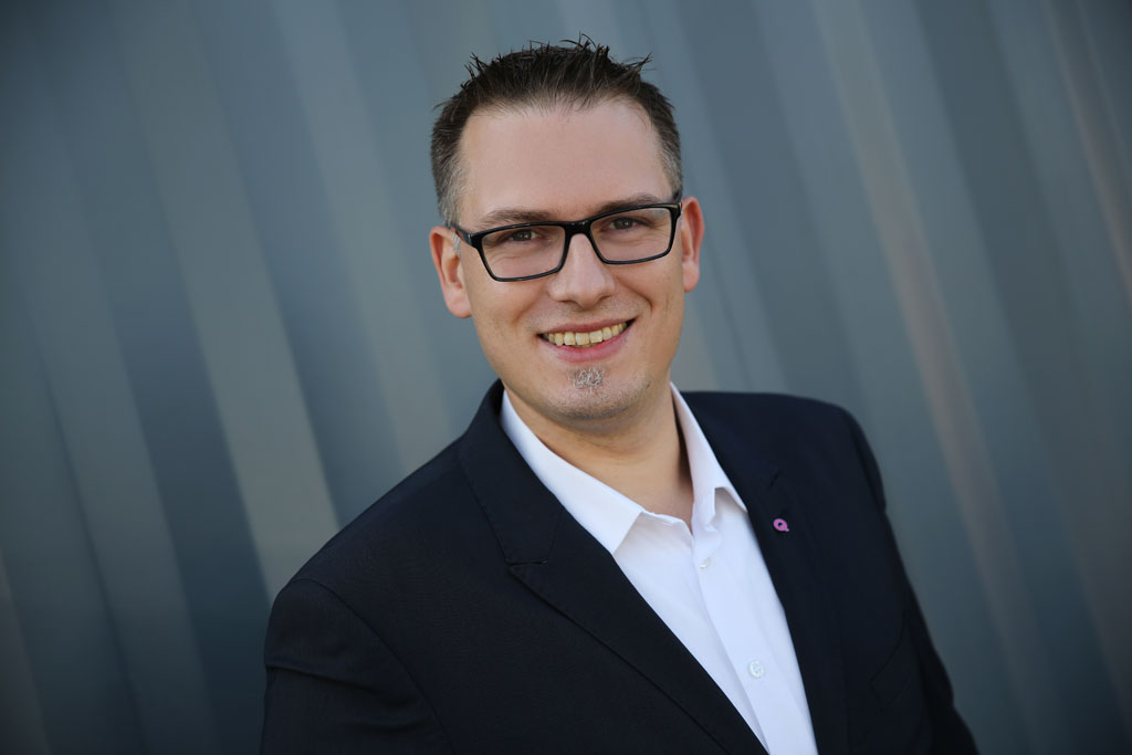 Jens Niemerg, Vertrieb Ergonomic Solutions